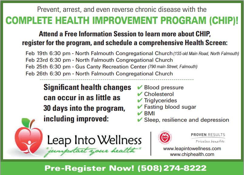 Complete Health Imrpovement Program - CHIP